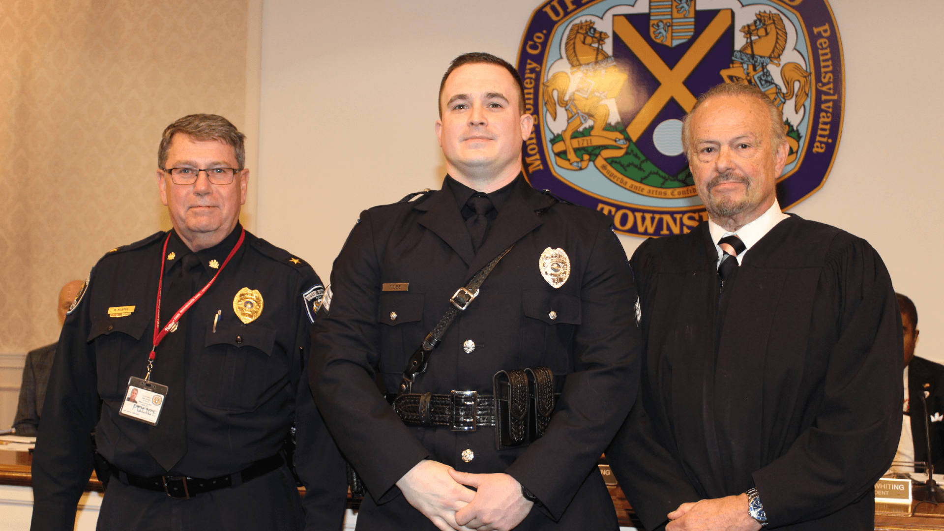 Upper Moreland Police Officer Promoted to Sergeant