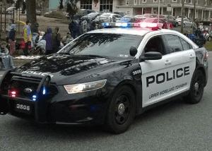 Upper Moreland Police Patrol Car 6